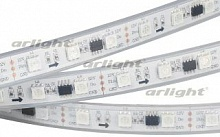 Лента SPI-5000P-AM 12V RGB (5060, 300 LED x3,1804) (ARL, Закрытый), Arlight, 021230