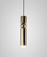 Люстра Fulcrum Light Lee Broоm Gold D6 H35  replica