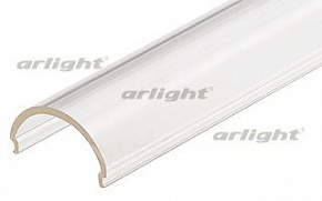 Экран ARH-WIDE-B-H20-2000 Round Clear-PM (ARL, Пластик)