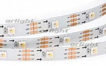 Лента SPI 2-5000-AM 5V RGB-White (5060,150 LED x1) (ARL, Открытый), Arlight, 021696