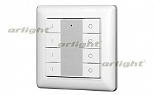 Панель Knob SR-2853K8-RF-UP White (3V, DIM, 4 зоны)