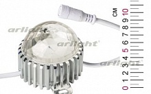 Флэш-модуль RA-5050-12-80-XLR-2811 RGB Diamond (ARL, Закрытый)
