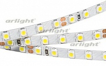 Лента RT 2-5000 24V Day White-5mm 2x (3528,600 LED,LUX) (ARL, Открытый), Arlight, 015648